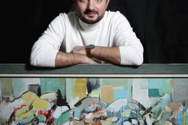 «Լինելով Ֆրանսիայի MONDIAL Art Academia-ի անդամ, առաջարկը ստացել եմ հենց նրանց կողմից», - PanARMENIAN.Net ի թղթակցի հետ զրույցում հայտնեց Արամ Դանիելյանը
