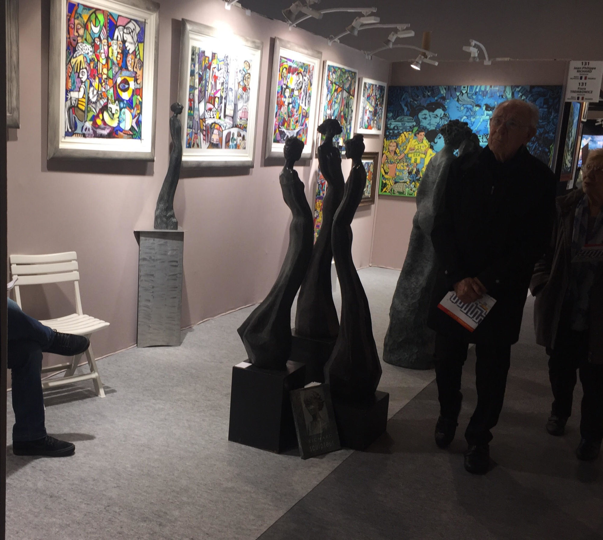"There took place ""SIAC-Marseille 2017"" international exhibition of contemporary art in Marseilles (PHOTO)"