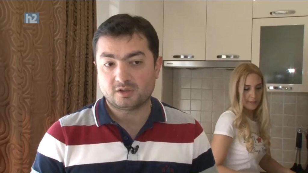 «Քաղցած սպասում էին» հաղորդման նկարահանող խումբը՝ Արամ Դանիելյանին հյուր (VIDEO)