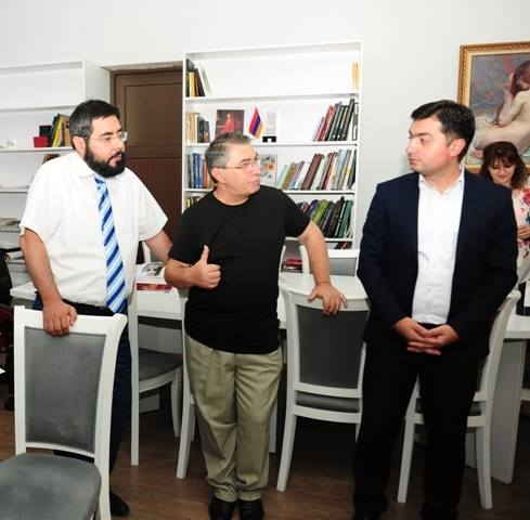 Today the National Gallery of Armenia is home to one of the works of the artist Aram Danielyan