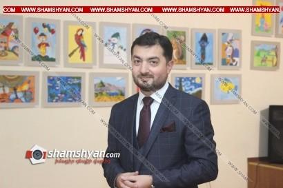 shamshyan.com-ի անդրադարձը «Դանիելյան» արվեստի կենտրոնի սաների ցուցահանդեսին