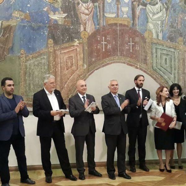 «Ժամանակակաից արվեստի միջազգային ցուցահանդես» Հայաստան 2018
